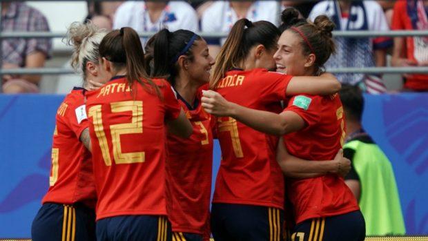 España mujeres