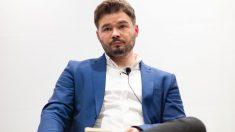 Gabriel Rufián, diputado de ERC @Getty