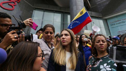 Fabiola Rosales, esposa de Juan Guaidó @Getty