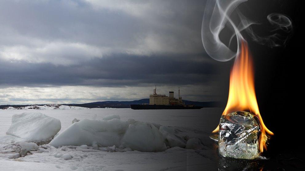 Los hidratos de metano suponen una gran novedad energética