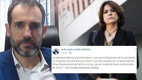 La Fiscalía se querellará contra el portavoz de Vox que insultó a la ministra Delgado.