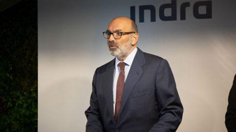 Fernando Abril-Martorell, presidente de Indra (Foto: EP)