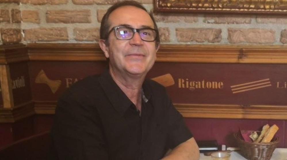 Miguel López Bachero, ex de Ciudadanos.