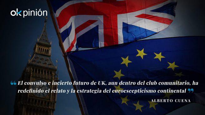 Brexit, golpe de efecto al euroescepticismo