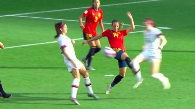 Penalti España