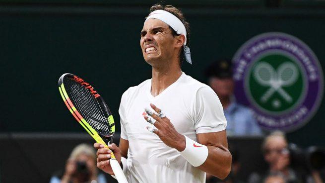 Lío a la vista: Wimbledon relega a Nadal como tercer favorito