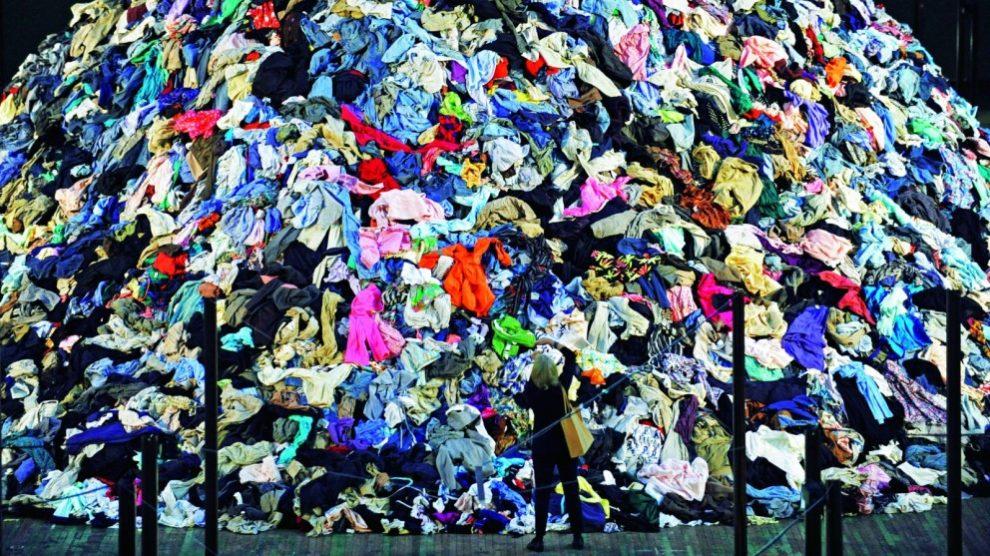 Más de 10 kilos de residuos textiles generamos en España cada año, cada persona