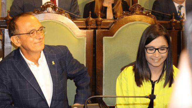Alcalde de Lérida, Miquel Pueyo @Twitter