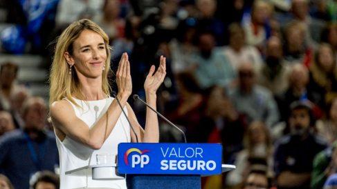 Cayetana Álvarez de Toledo, diputada del PP @Getty