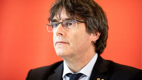 Discussion with Puigdemont