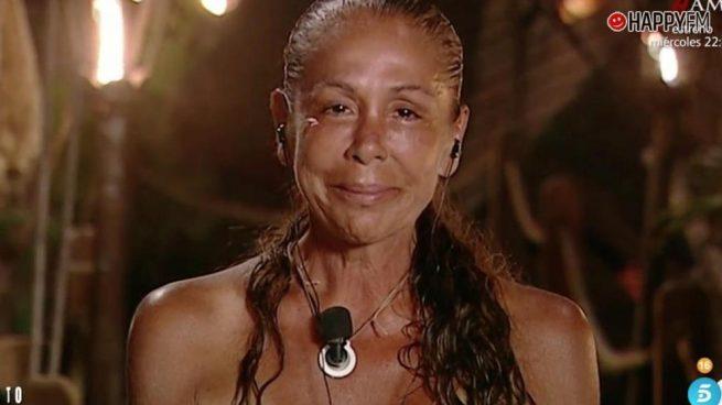 Isabel Pantoja anuncia quienes cree que serán finalistas de 'Supervivientes 2019'