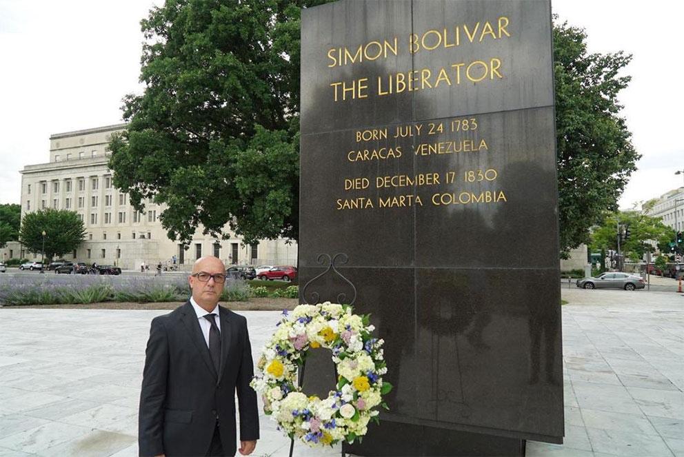 Desde ya estoy trabajando para recuperar la libertad de Venezuela — Simonovis