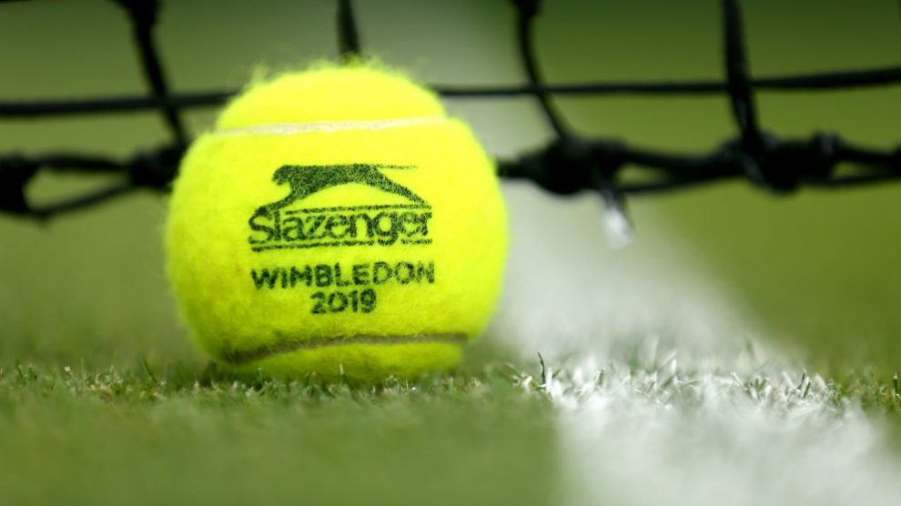Las fechas de Wimbledon 2019. (Getty)