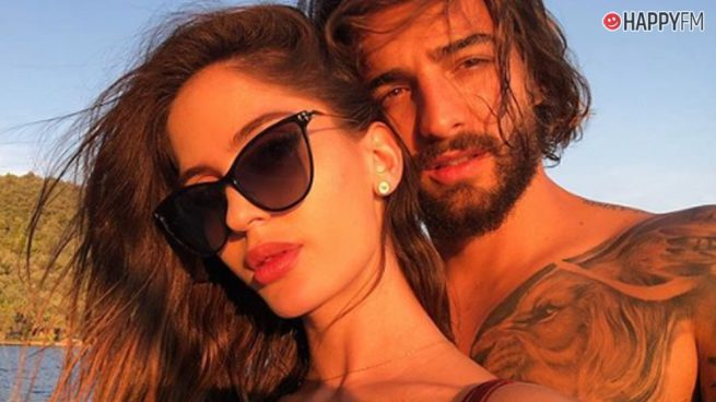 Maluma y el excéntrico regalo a Natalia Barulich que no ha dejado indiferente a nadie