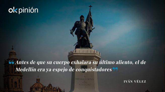 Hernán Cortés, el hombre y el mito
