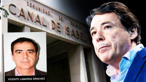 Vicente Lamarca e Ignacio González.