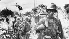 El 7 de julio de 1969 comienza la retirada de las tropas americanas en Vietnam