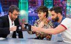 """'El Hormiguero': Dani Rovira confiesa por qué llama """"tamagochi"""" a María León"""
