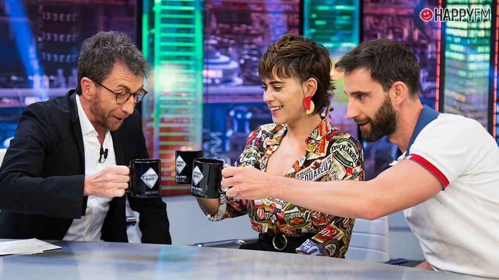 Dani Rovira llama tamagochi a María León