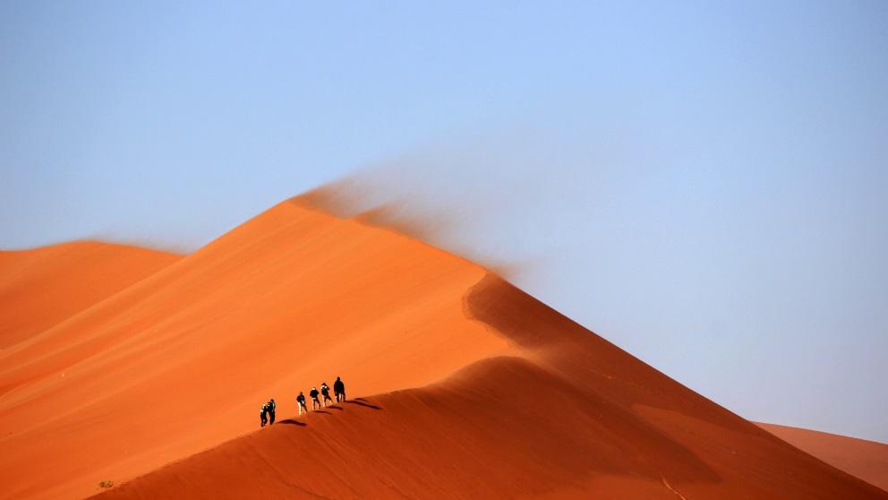 Un parque eólico en el Sahara podría ser muy beneficioso