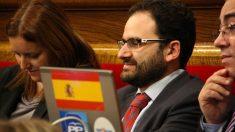 Fernando Sánchez Costa, ex diputado del PPC en el Parlament de Cataluña.
