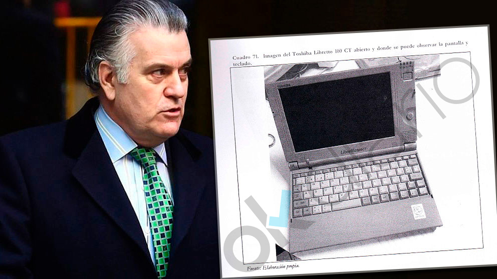 Luis Bárcenas, ex tesorero del Partido Popular.