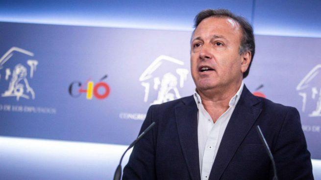 Joan Mesquida, portavoz adjunto de Ciudadanos en el Congreso. (Foto: Ciudadanos)