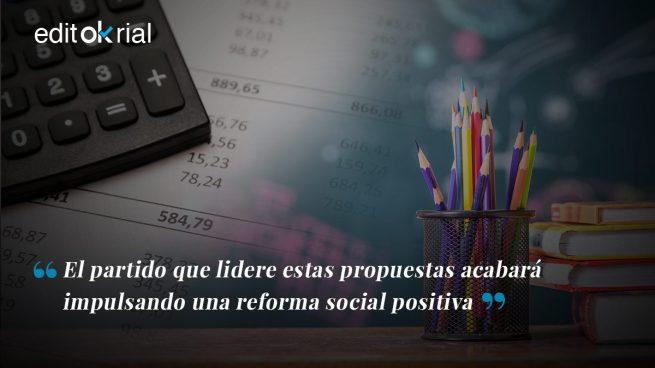 Madrid debe ser el motor para la refundación del centroderecha