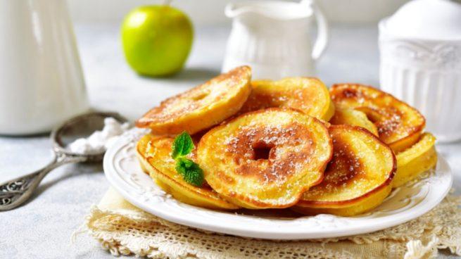 Receta de patatas dulces con canela