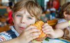 Hamburguesa especial para niños