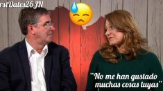 Julio y Ruby no coincidieron en 'First Dates'