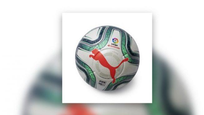 balon de la liga puma