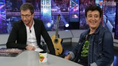 'El Hormiguero' visita de Manola García