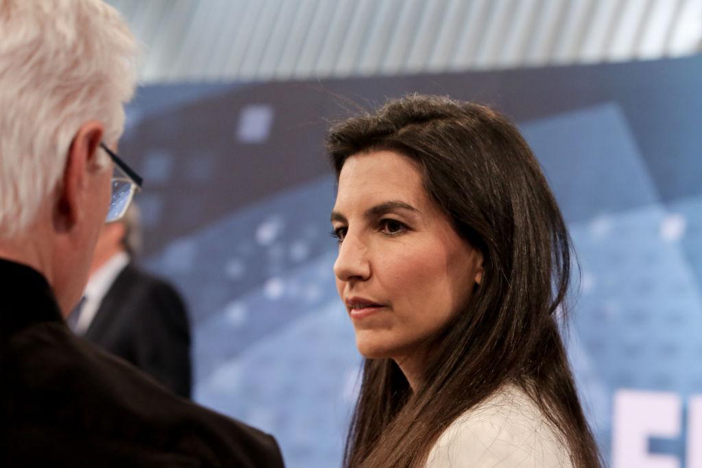 Rocío Monasterio, dirigente de VOX en Madrid @Getty