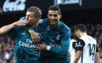 Kroos, sobre la salida de Cristiano: «Hizo felices a todos»