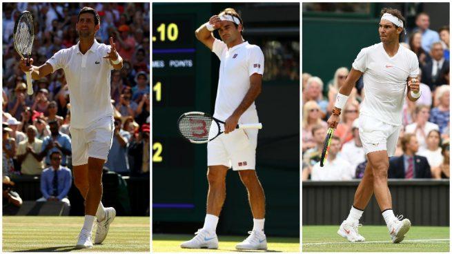 Favoritos Wimbledon