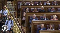 Diputados del PSOE tampoco han aplaudido a la hermana de Miguel ángel Blanco