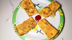 Receta de Tortilla Hindú