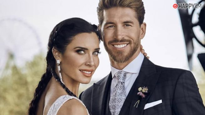 Sergio Ramos sorprende con un peculiar tatuaje para recordar su boda con Pilar Rubio