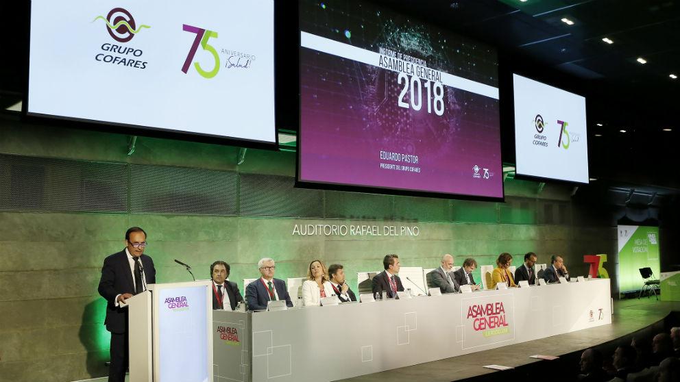Asamblea Cofares (Foto: Grupo Cofares)