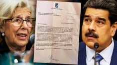Manuela Carmena y la carta al embajador venezolano.
