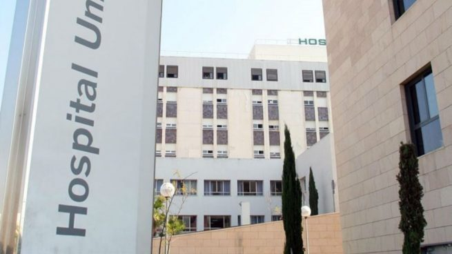 Hospital Universitario Reina Sofía de Córdoba. Foto: Europa Press