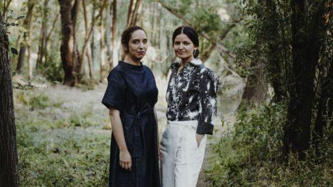 Blanca Pérez Fontán, Directora de Operaciones de 'D The Brand' y Sabina Deus, Fundadora y Directora Creativa de 'D the Brand'.