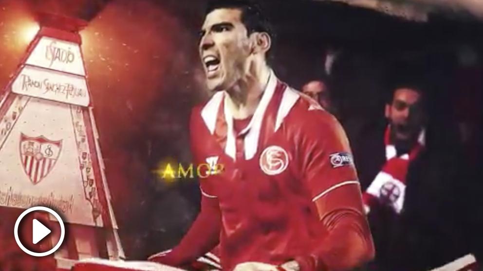 El Sevilla no se olvida de José Antonio Reyes.