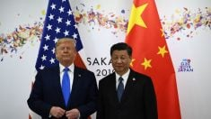 Xi Jinping, presidente de China y Donald Trump, presidente de EEUU, en el G20 @Getty