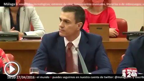 Pedro Sánchez sobre Arnaldo Otegi.