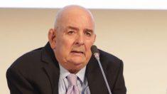 Eduardo Fungairiño, ex fiscal de la Audiencia Nacional y del Tribunal Supremo. (Foto: @ValoresSociedad vía Twitter)