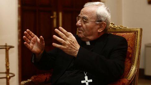 El nuncio apostólico en España, Renzo Fratini. (Foto: EP)