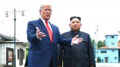 Trump y Kim Jong-un en su encuentro del pasado junio (Foto: AFP).