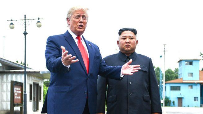 Corea del Norte dispara dos nuevos misiles ante las maniobras militares previstas entre EEUU y Corea del Sur